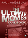 The Ultimate Movies Quiz Book (eBook)